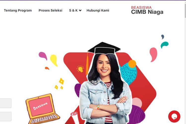 Beasiswa Kejar Mimpi CIMN Niaga 2021