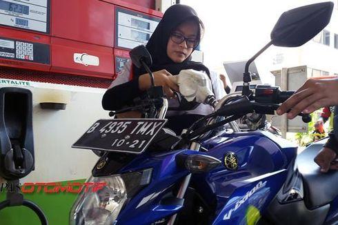 Hari Ini, Harga Pertalite di Jakpus dan Jakut Hanya Rp 6.450 per Liter