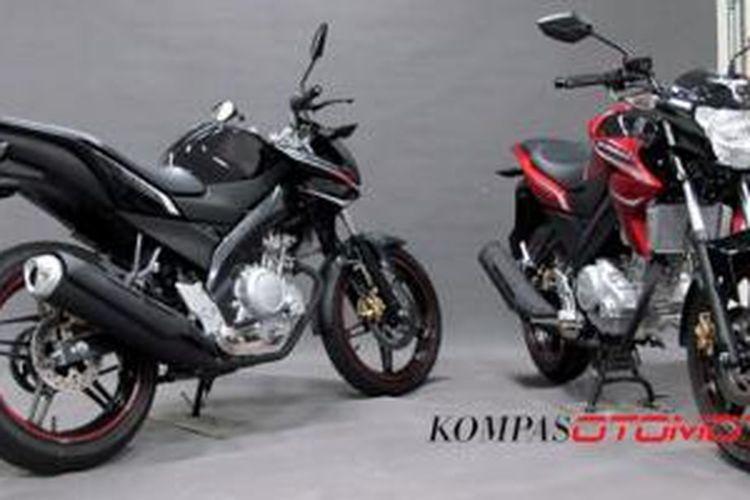 V-Ixion, jadi andalan utama Yamaha di segmen Sport.