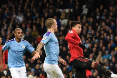 Link Live Streaming Man City vs Man United, Aston Villa Tak Peduli Pemenangnya
