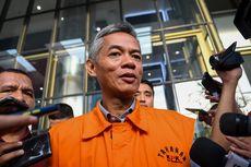 Bacakan Pledoi, Wahyu Setiawan Akui Terima 15.000 Dolar Singapura dan Rp 500 Juta