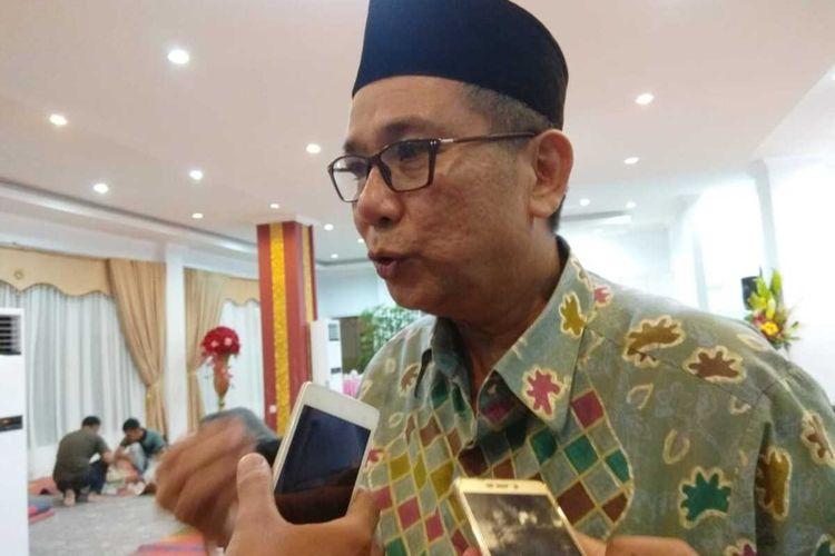 Sekda Alwis ditunjuk sebagai Plh Gubernur Sumbar oleh Mendagri