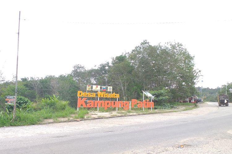 Kampung Patin salah satu objek wisata di Desa Koto Masjid, Kecamatan XIII Koto Kampar, Kabupaten Kampar, Provinsi Riau. Di Kampung Patin ini, wisatawan bisa melihat proses pengolahan ikan patin salai.