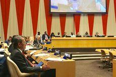 Perwakilan Indonesia Terpilih Jadi Wapres Majelis Umum PBB