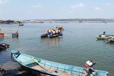 Bukan untuk Wisata, Perahu yang Terbalik di Waduk Kedung Ombo Ternyata untuk Angkut Pakan dan Pupuk Ikan