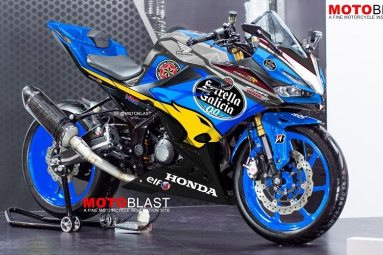 All New CBR150R livery Marc VDS