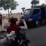 Sopir Truk Harus Waspada Saat Bertemu Remaja di Jalanan