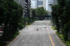 Saat Singapura bak Kota Mati dan Larang Pertemuan Publlik akibat Corona...