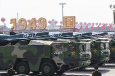 Inilah Senjata yang Dipamerkan dalam Parade Militer HUT Ke-70 China
