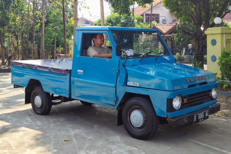 Toyota Kijang Buaya tahun 1980