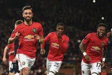 Eks Gelandang Man United Ingin Lihat Duet Pogba-Bruno Fernandes