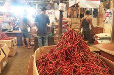 Harga Cabai Rawit di Pasar Induk Kramat Jati Makin 'Pedas', Rp 85.000 per Kilogram