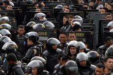 21.000 Polisi Siap Amankan Pemungutan Suara di TPS di Jawa Barat
