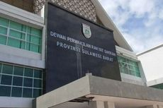 Protes Penistaan Pancasila, Mahasiswa Ambil Alih Ruang Paripurna DPRD Sulbar