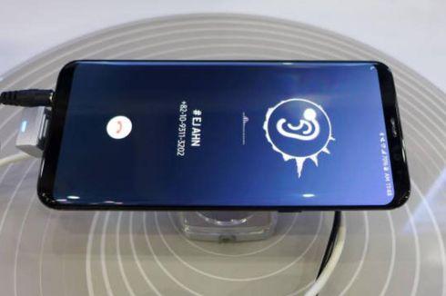 Samsung Bikin Layar Ponsel yang Bisa Jadi Speaker