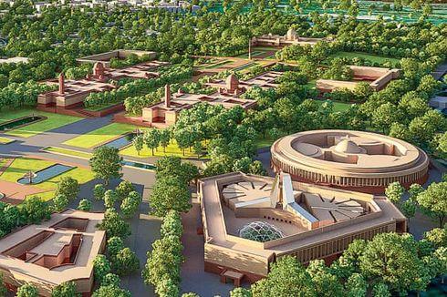 Rencana Pembangunan Gedung Parlemen India Dikritik Keras