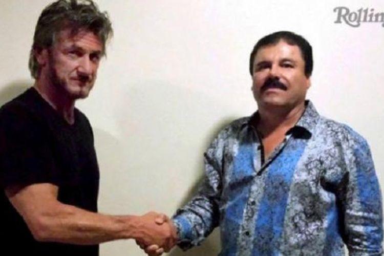 Wawancara Sean Penn dengan gembong narkoba Joaquin El Chapo Guzman diterbitkan di Rolling Stone.