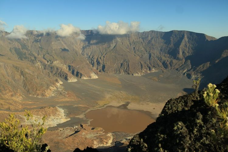 Kawasan Taman Nasional Gunung Tambora