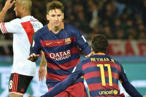 Barcelona Juara Piala Dunia Antarklub 2015
