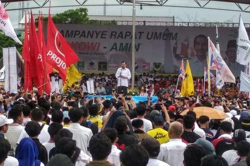 Jusuf Kalla: Jokowi Itu Pemimpin yang Demokratis