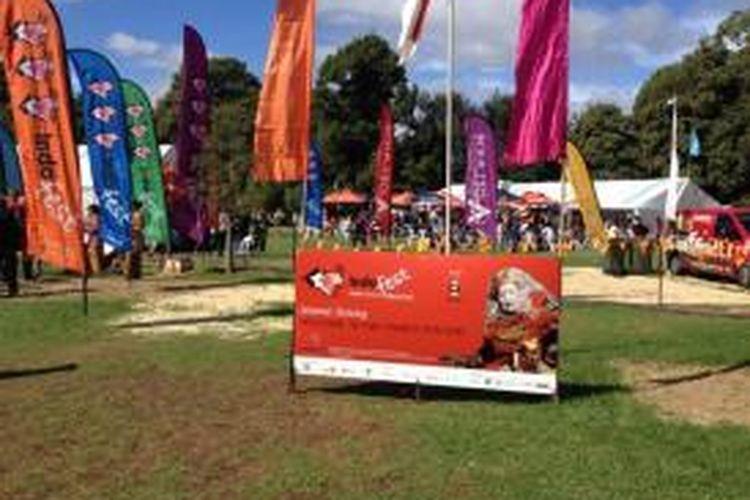 Festival Indofest sudah digelar sejak 2008 di Australia dan menarik banyak pengunjung.