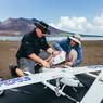 Deteksi Dini Letusan Gunung Berapi, Ahli Gunakan Drone