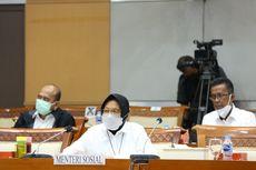 Rapat dengan Komisi VIII DPR, Kemensos Berkomitmen Dukung RUU PB