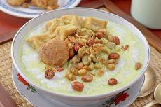 Resep Bubur Suro khas Tahun Baru Islam, Disajikan Lengkap dengan Lauk