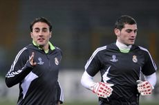 Fabio Cannavaro dan Iker Casillas Berdiskusi Tentang Virus Corona