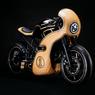 Yamaha XSR700 Cafe Racer Si Tukang Kayu