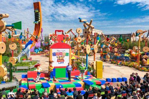Shanghai Disneyland Ditutup Akibat Merebaknya Virus Corona