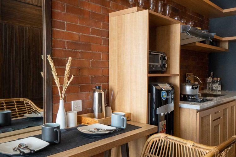 Desain interior apartemen karya Fiano