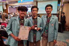 Ciptakan Alat Deteksi Kapal Tenggelam, Mahasiswa UNS Raih Perak di Ajang Internasional