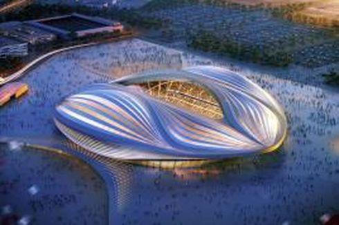 Stadion Piala Dunia Qatar 2022 Bukan