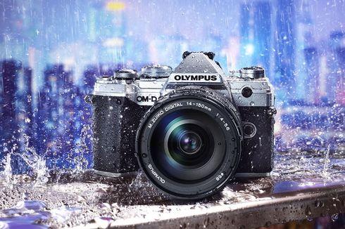 Olympus Luncurkan Kamera Mirrorless OM-D E-M5 Mark III