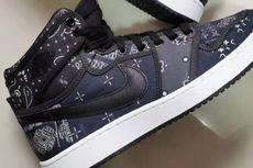 Terkuak, Tampilan Unik Sneaker Air Jordan 1 KO