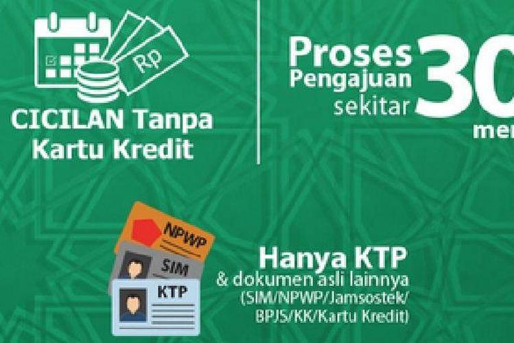 Skema pembiayaan PT Home Credit Indonesia