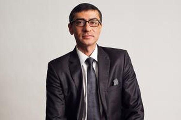 Rajeev Suri, CEO Grup Nokia