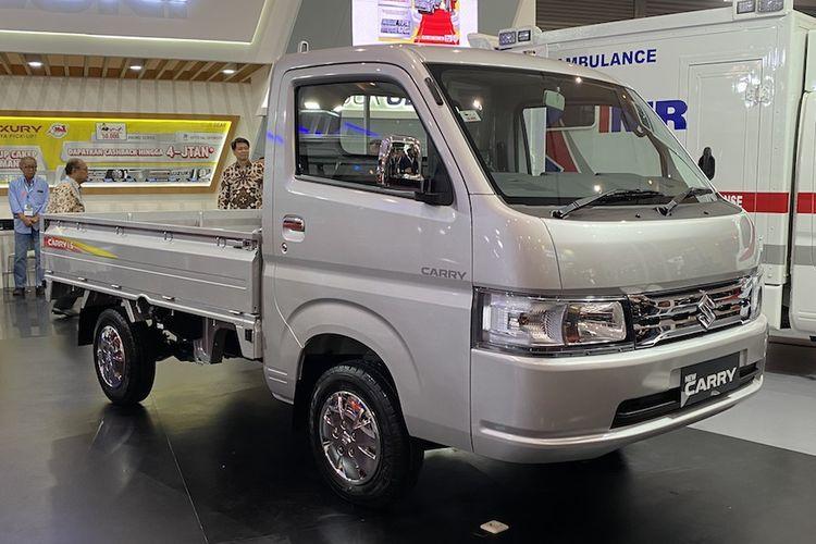 New Carry Luxury Jadi Pikap Paling Mewah