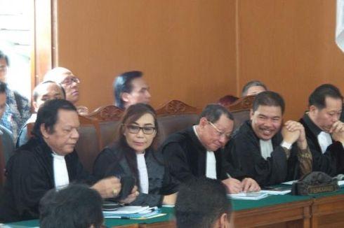 30 Pengacara OC Kaligis Kawal Sidang Praperadilan