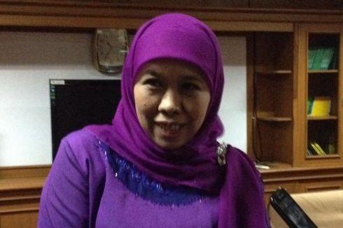 Saweran di Semarang, Khofifah Kumpulkan Rp 17 Juta untuk Jokowi-JK