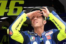 Valentino Rossi Tak Kecewa meski Gagal Raih Podium Ke-200