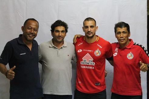 Persib Bandung Vs Semen Padang, Kabau Sirah Datangkan 7 Pemain Baru