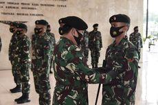 Rampungkan Tugas Pengamanan Perbatasan, 450 Prajurit TNI Terima Penghargaan