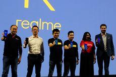 """Peluncuran realme 5 dan 5 Pro, Smartphone Trendi Berteknologi """"Quad Camera""""yang Terjangkau"""