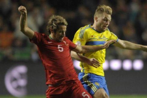 Susunan Pemain Swedia Vs Portugal