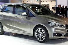 BMW Siapkan MPV 7-Penumpang