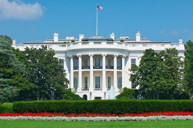 Gedung Putih.
