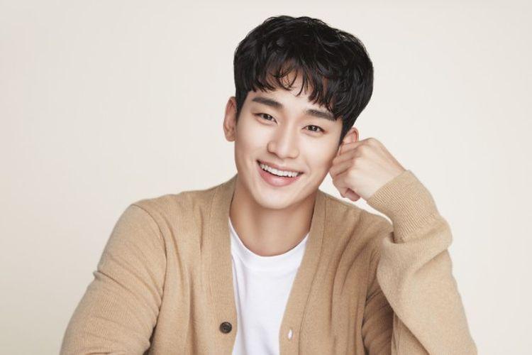 Aktor Korea Selatan dan Global Brand Ambassador COSRX Kim Soo Hyun.