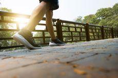 Berjalan Kaki Bisa Turunkan Lemak Tubuh? Pria Ini Membuktikannya